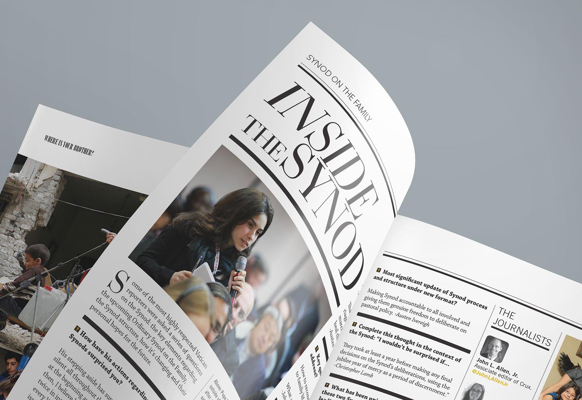 s l magazine dominic gomes